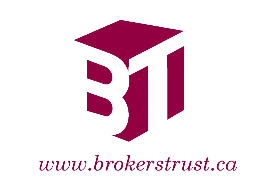 Brokers Trust with website Logo
